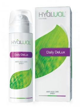 HYALUAL Daily Delux Спрей Anti-Age 50 мл